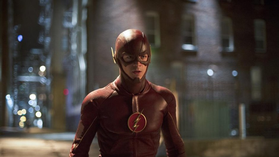 Flash : Grant Gustin (Barry Allen) a un pressentiment sur son personnage