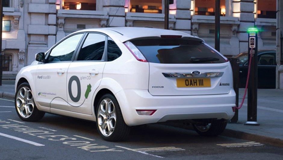 Focus BEV : Ford recherche des clients-testeurs en Angleterre