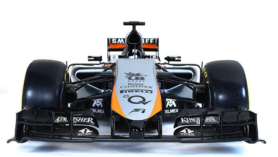 F1 - Force India : à quand les voitures millésime 2015 ?