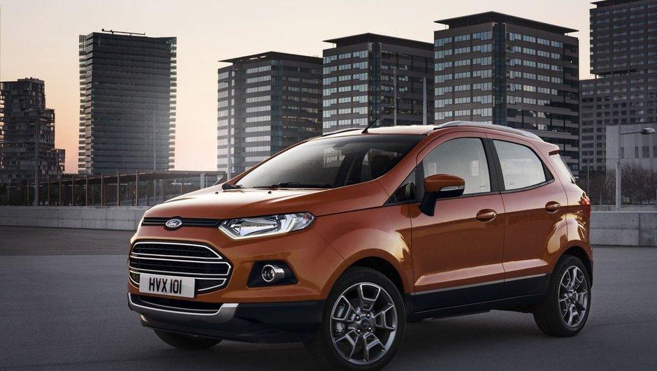 Ford Ecosport 2014 : prix unique de lancement à 19.990 euros