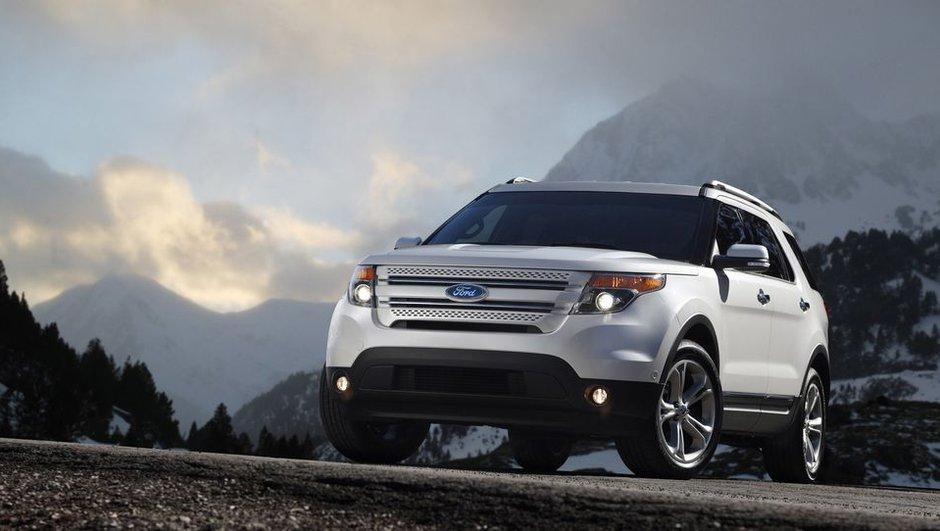Ford Explorer 2011 : le SUV américain nouvelle génération