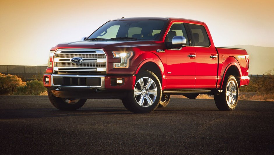 Salon de Detroit 2014 : nouveau Ford F-150, le pick-up du 21è siècle