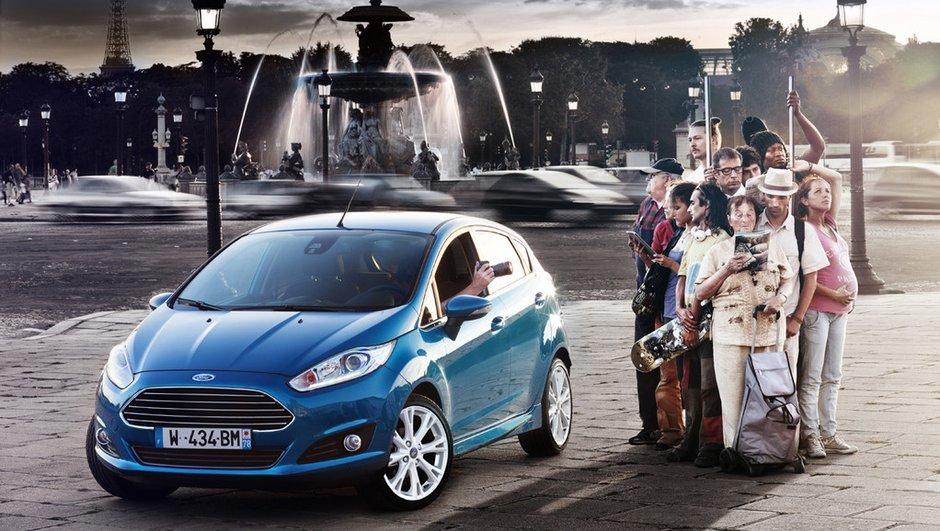 Ford Fiesta 2013 : prix à partir de 11.750 euros