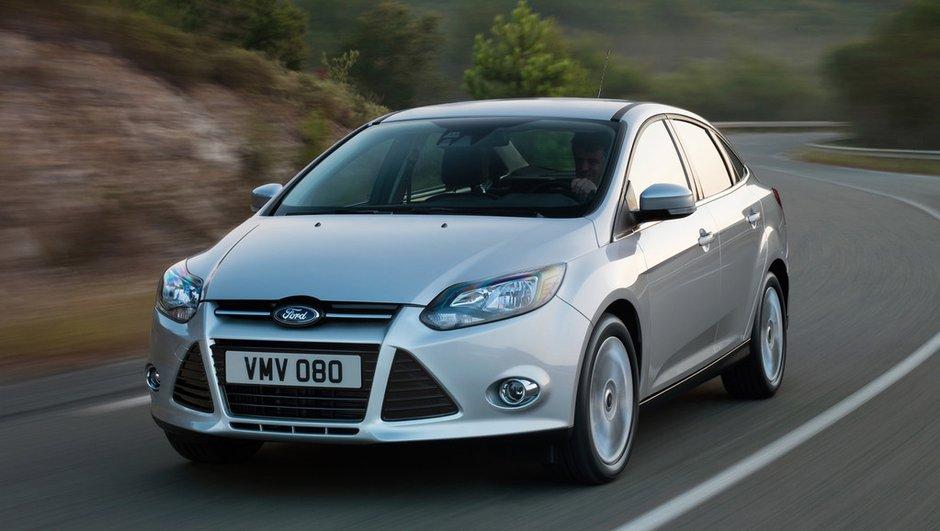La Ford Focus 2011 annonce ses tarifs
