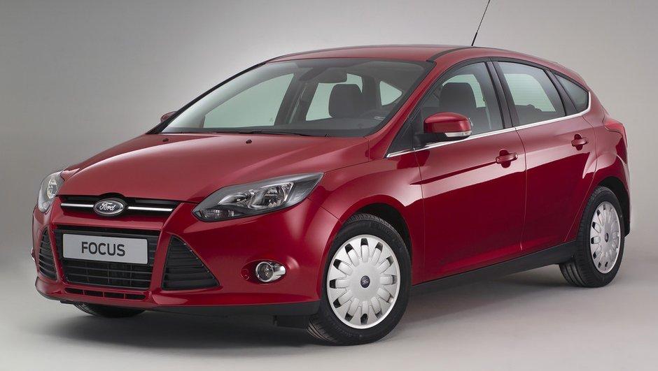 Ford Focus ECOnetic : 3,5 l/100 km et 95 g/km de CO2 !