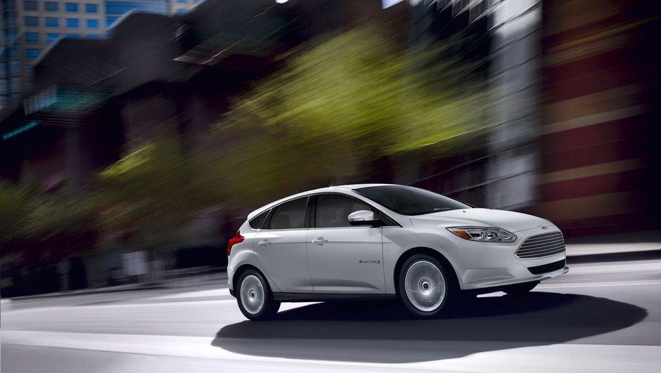 Ford Focus Électrique : prix de 32.990 euros après bonus