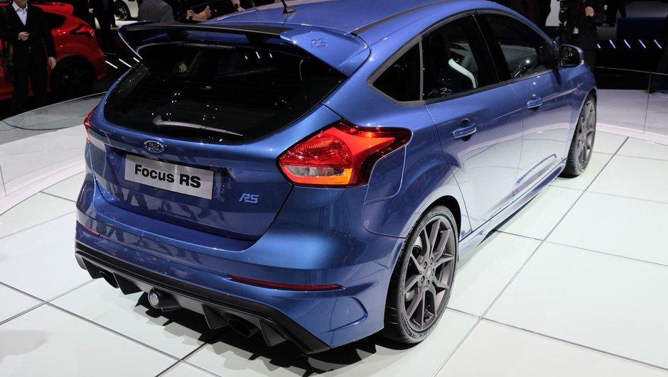 Ford Focus RS 2015 : les 350 chevaux se confirment