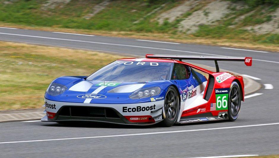 Nouvelle Ford GT LME : objectif 24 Heures du Mans 2016