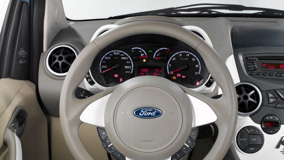 Ford dévoile ses nouveautés pour 2009