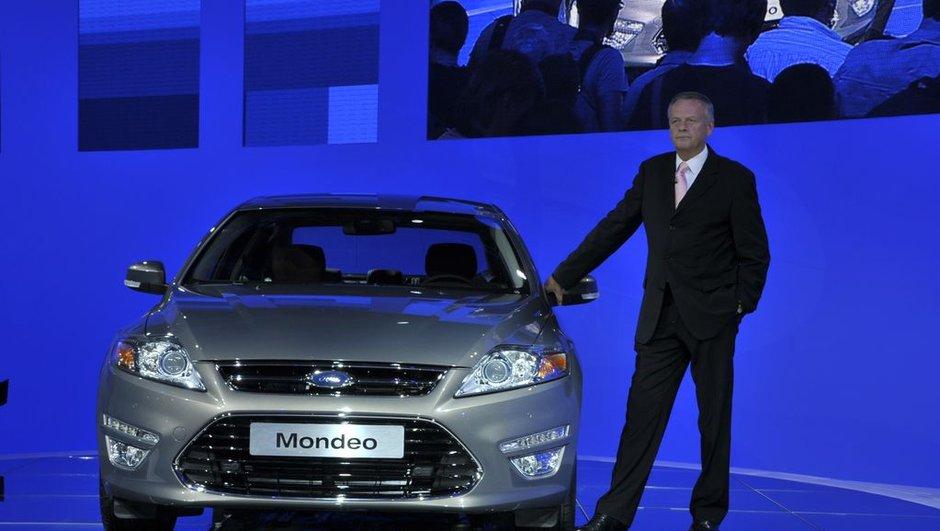 Nouvelle Ford Mondeo : en détails au Salon de Moscou 2010