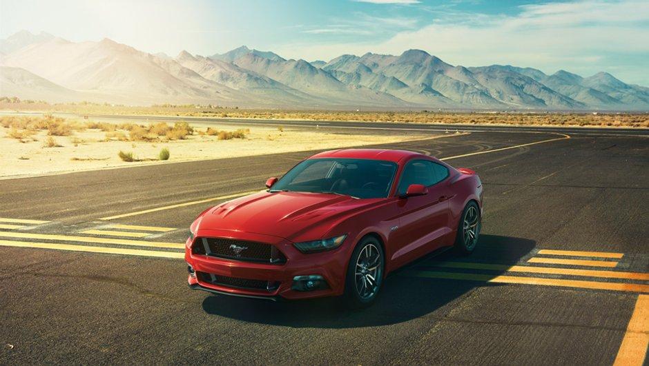Nouvelle Ford Mustang 2014 : Réservez-la dès ce samedi 24 mai à 20h45 !