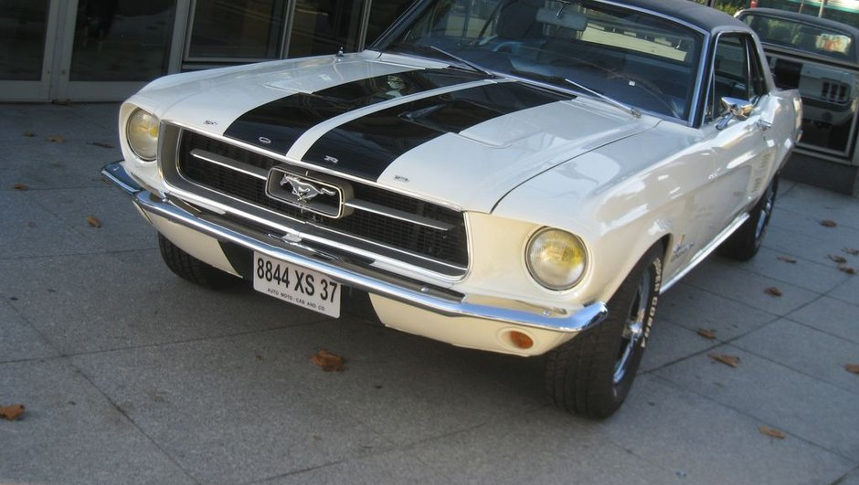 Jeu Automoto : une Ford Mustang 1967 à gagner !