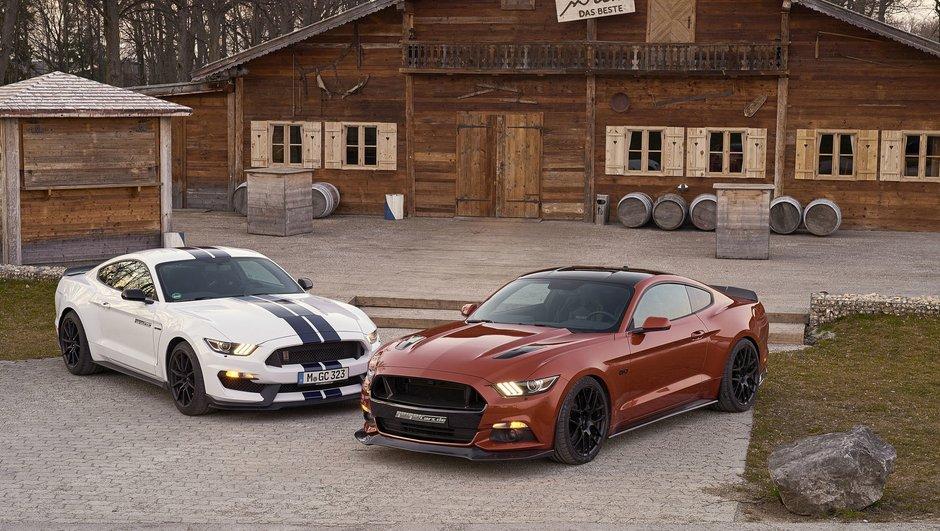 Geiger Cars dévoile une Ford Mustang GT de 820 chevaux