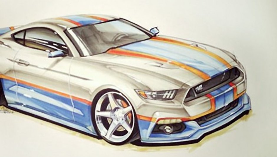Ford Mustang King Edition : Jusqu'à 825 chevaux !