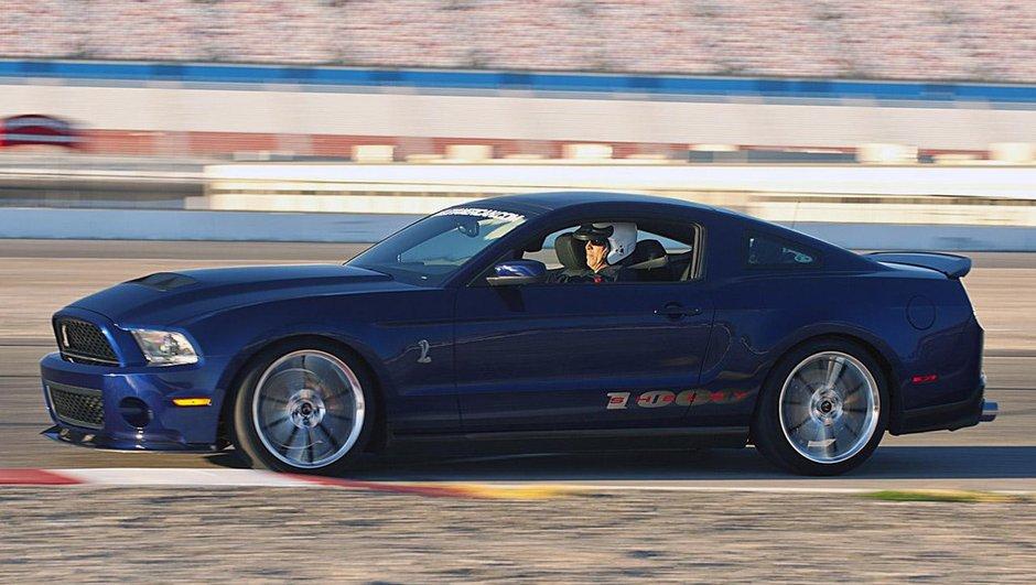 Shelby 1000, une Ford Mustang de 950 ch au Salon de New York 2012