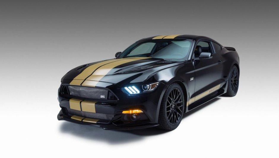 Mustang Shelby GT-H : un modèle spécial, uniquement pour la location