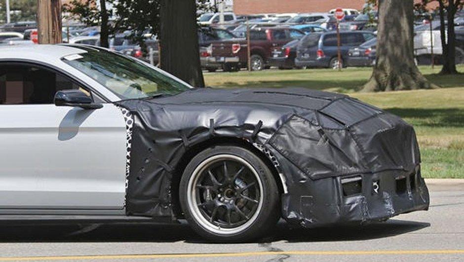 Scoop : plus de 800 chevaux pour la prochaine Ford Mustang Shelby GT500