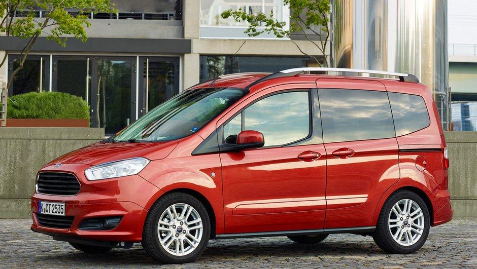 Ford Tourneo Courier 2014 : prix à partir de 15.390 euros