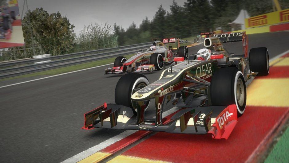 Jeu-Vidéo : Formula 1 2012, le même en mieux ?