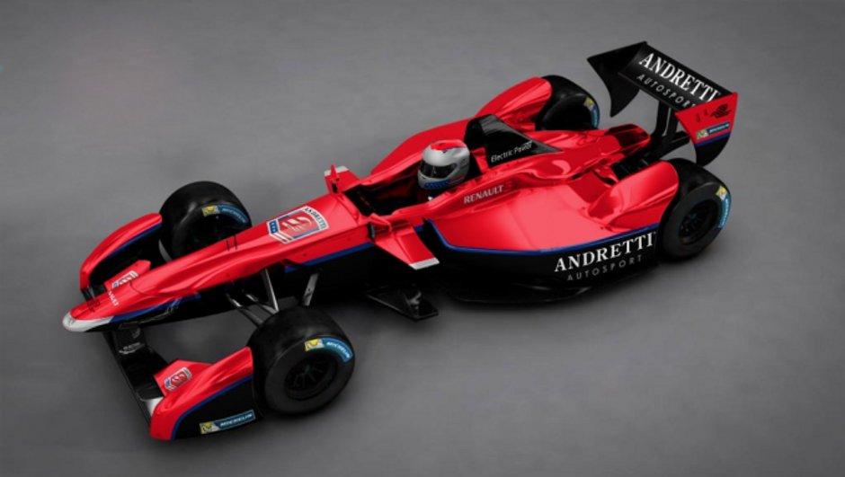 Formula E : Andretti Motorsport rejoint le championnat électrique