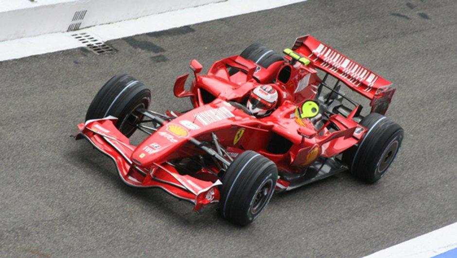 Formule 1 : Felipe Massa de retour au bercail