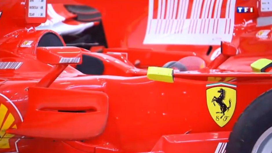 """Formule 1 : Au coeur de """"l'hôpital"""" des Ferrari"""