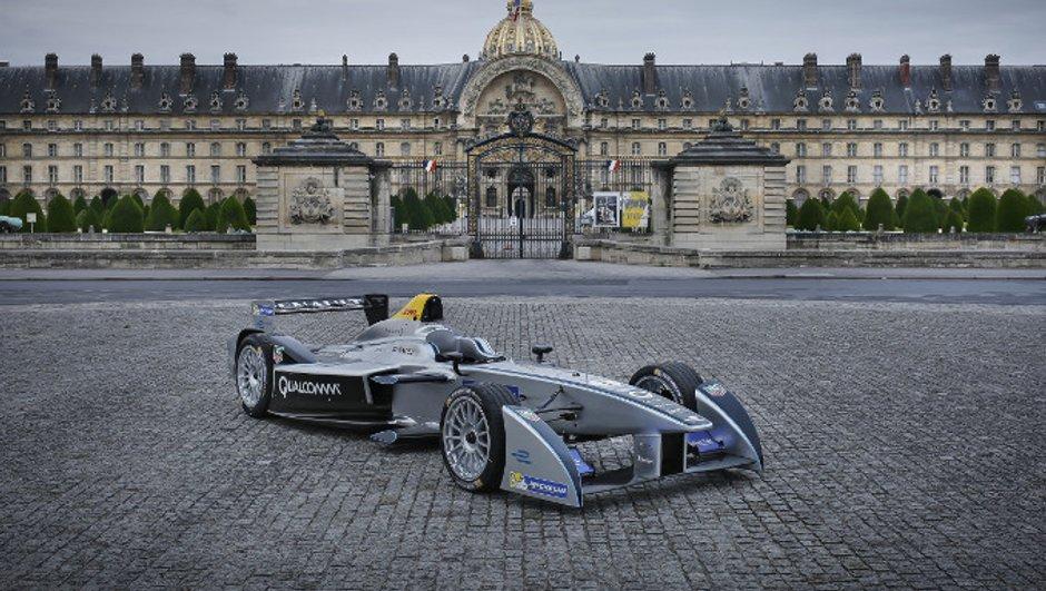 Paris débarque au calendrier 2016 de la Formule e