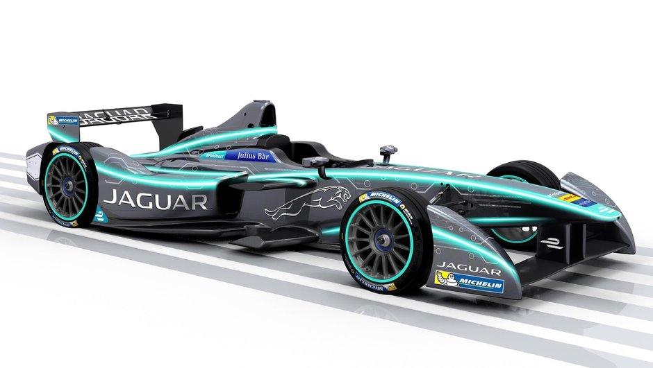 Formule E 2016-2017 : Jaguar, un retour électrisant en sport automobile