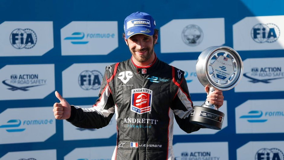 Formule E : Vergne change d'écurie et rejoint DS Virgin Racing