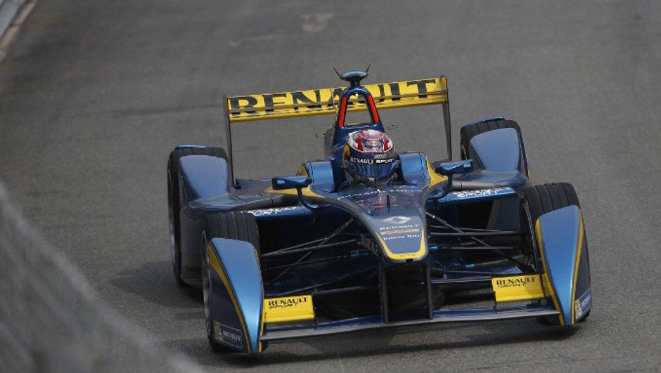 Formule e - Monaco 2015 : Buemi décroche son 2e succès de l'année