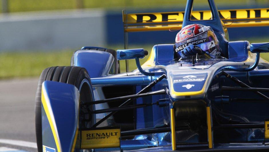 Essais Formule E : Buemi domine les chronos à Donington