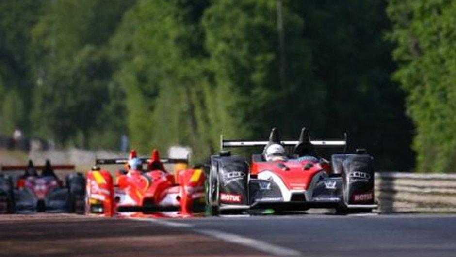Formule Le Mans : La grille de départ