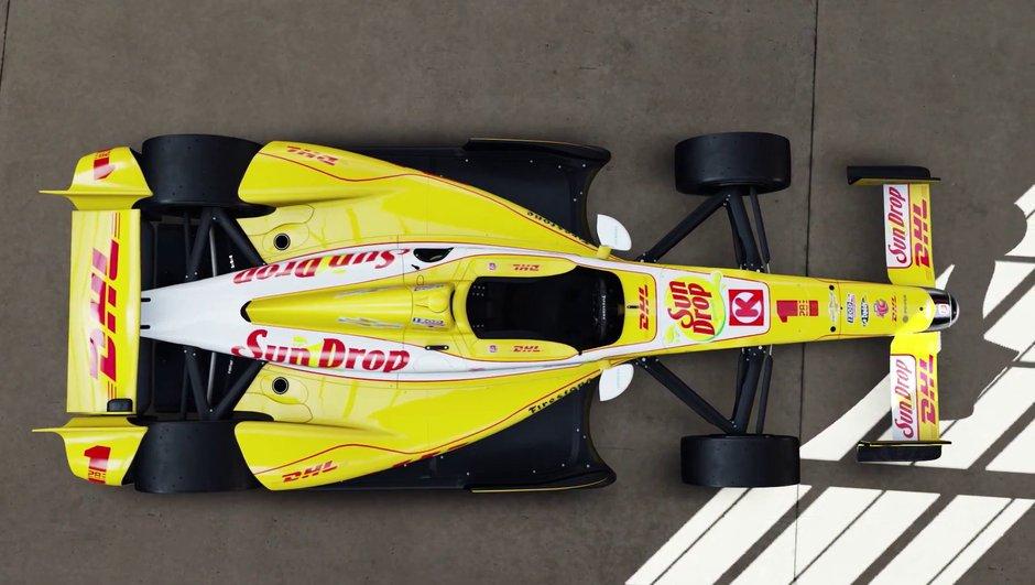 E3 2013 : Des IndyCar et F1 dans Forza 5