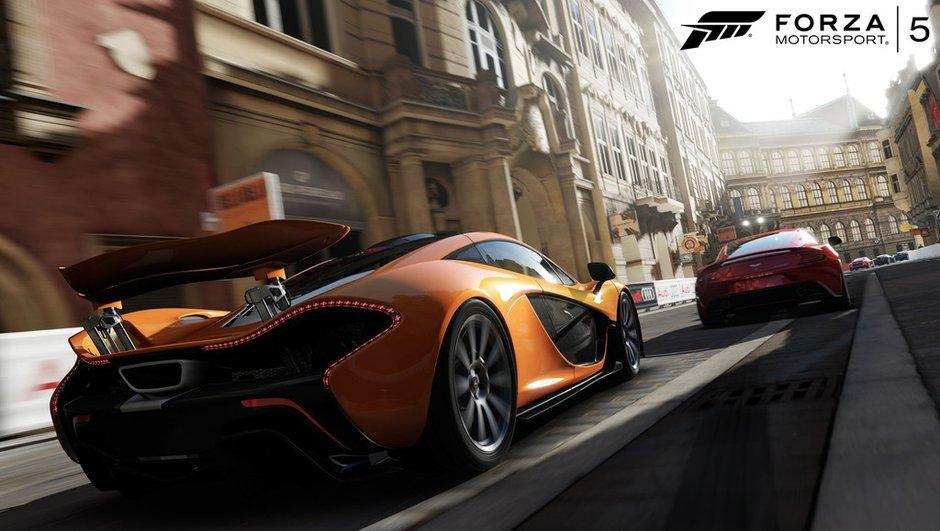 E3 2013 : Forza Motorsport 5, infos et nouvelles vidéos