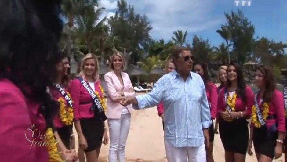 Miss France 2013 : la présentation des Miss avant  l'élection !