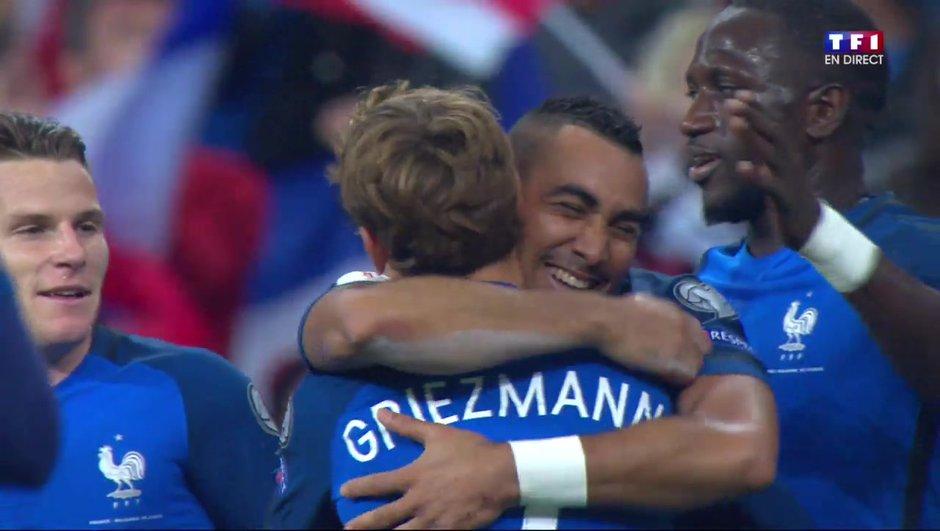 France – Bulgarie : Dimitri Payet donne l'avantage aux Bleus (2-1)