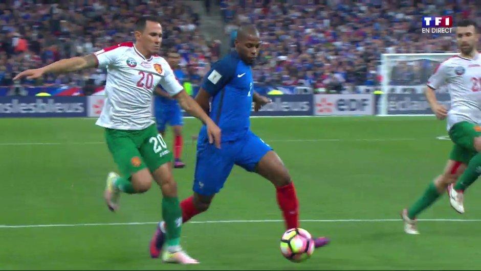 """Monaco-Djibril Sidibé : """"J'aspire à être le numéro un en équipe de France"""""""