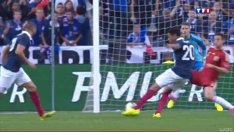 France-Espagne - VIDEO : Revoir le but de Loïc Rémy en replay sur MYTF1 (1-0, 74è)