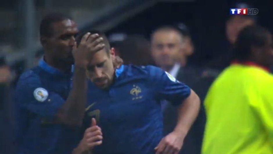 France-Finlande : but de Ribéry en vidéo, 1-0 (8e)