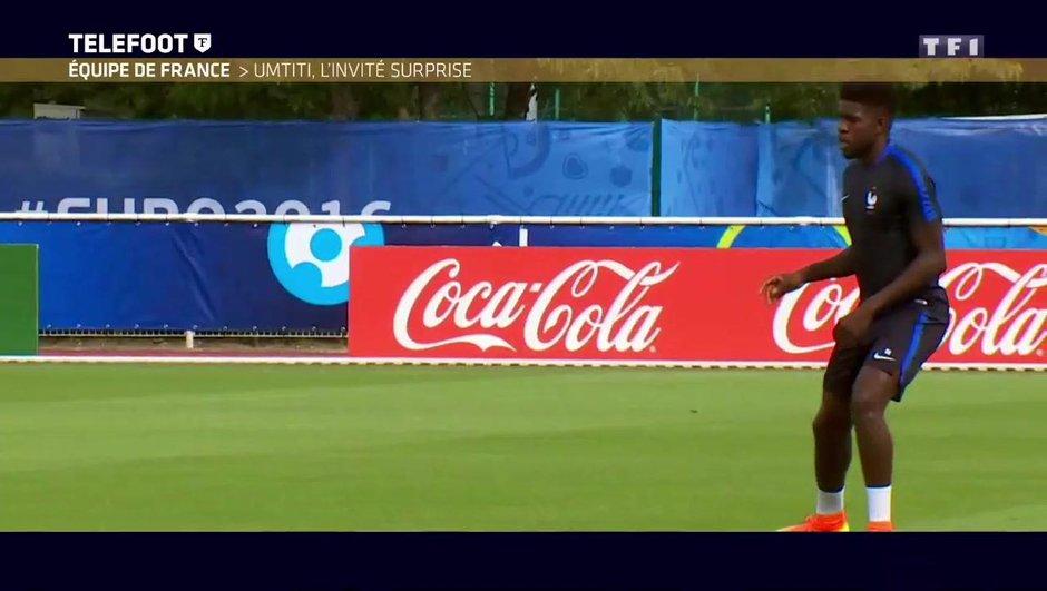 [Téléfoot : 03/07] Samuel Umtiti, l'invité surprise