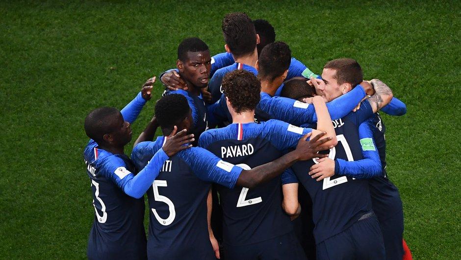 France-Pérou (1-0) : le match en un coup d'œil