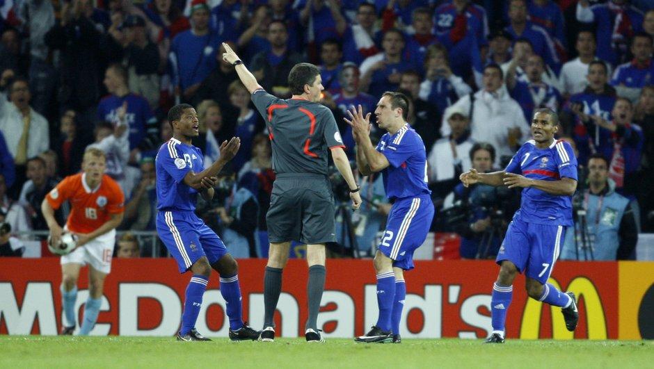 Evra et Ribéry de retour en équipe de France !