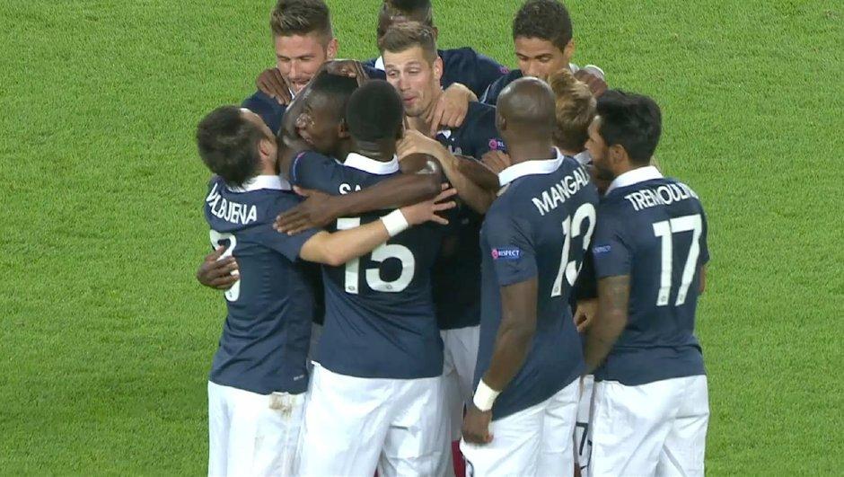 Danemark-France : Suivez le match en streaming vidéo