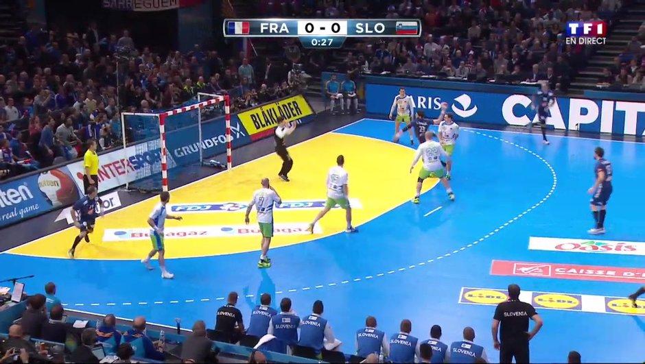 France-Slovénie :  Fabregas ouvre le score pour les Experts