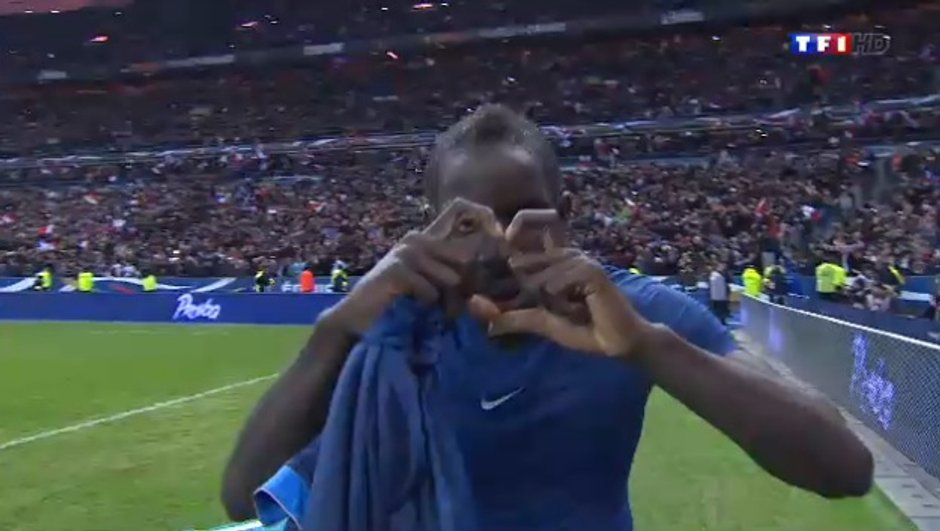 L'addition Téléfoot : Gagnez le maillot de Mamadou SAKHO !