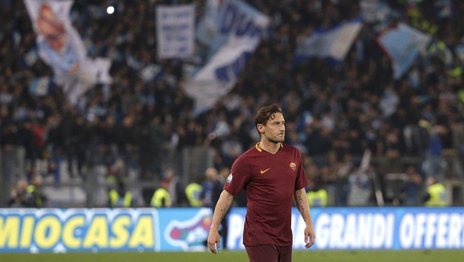Serie A: la Roma est prête pour dire au revoir à Francesco Totti
