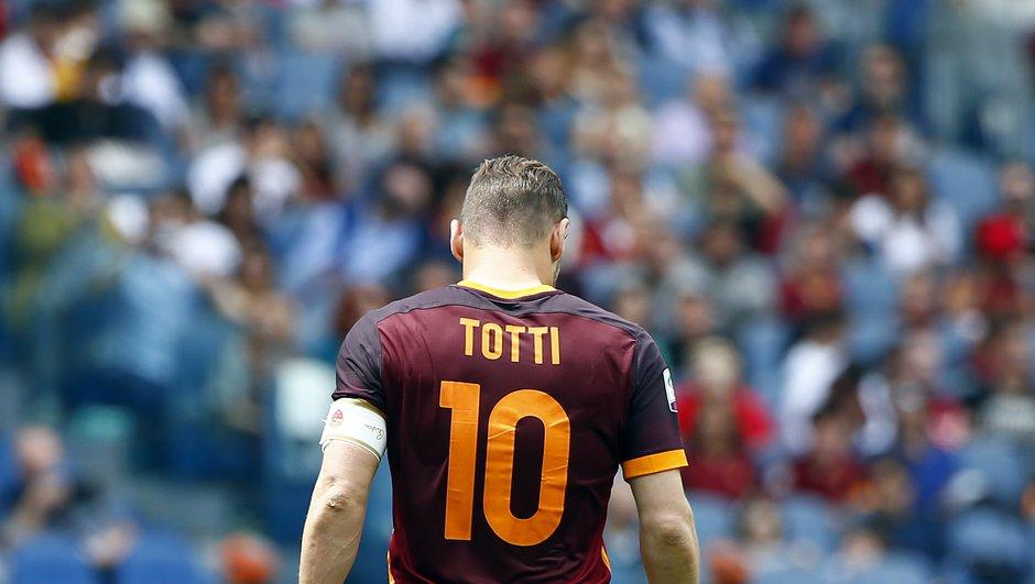 Serie A - Totti raccroche pour de bon et va devenir dirigeant de l'AS Roma