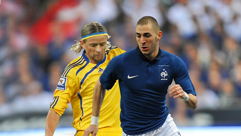 Ukraine - France en streaming vidéo !