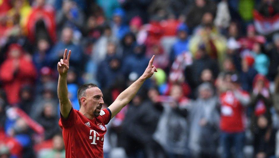 BUNDESLIGA - Ribéry quitte le Bayern Munich (officiel)