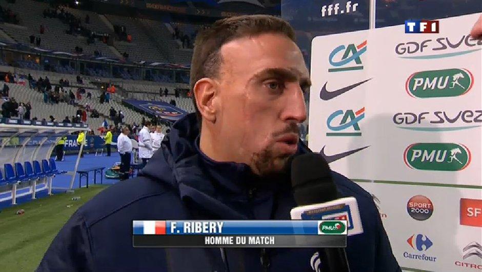 Sondage : Ribéry agace les Français